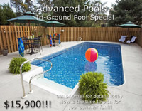 2011 In-Ground Pool Special